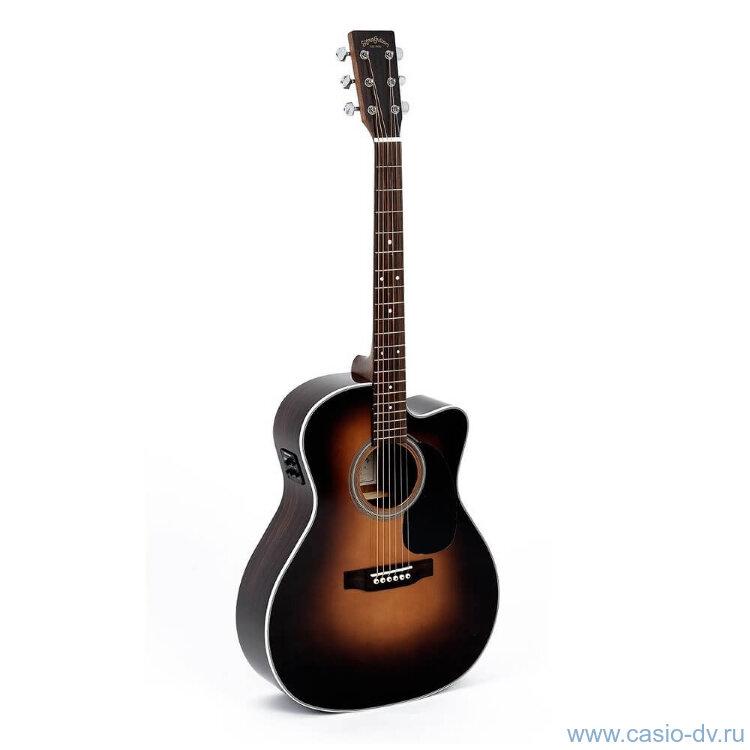 Sigma JRC-1STE-SB Электроакустическая гитара