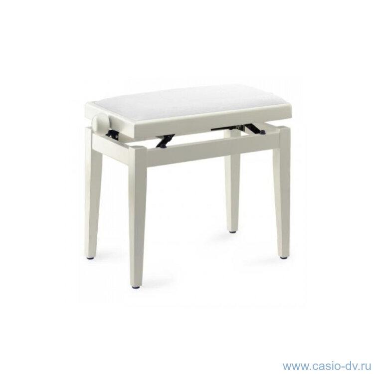 Банкетка для пианино NORDFOLK NAP-5102-WH
