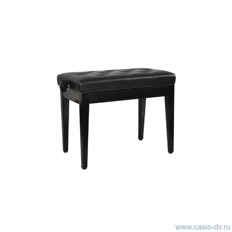 Банкетка для фортепиано VISION AP-5102-BK