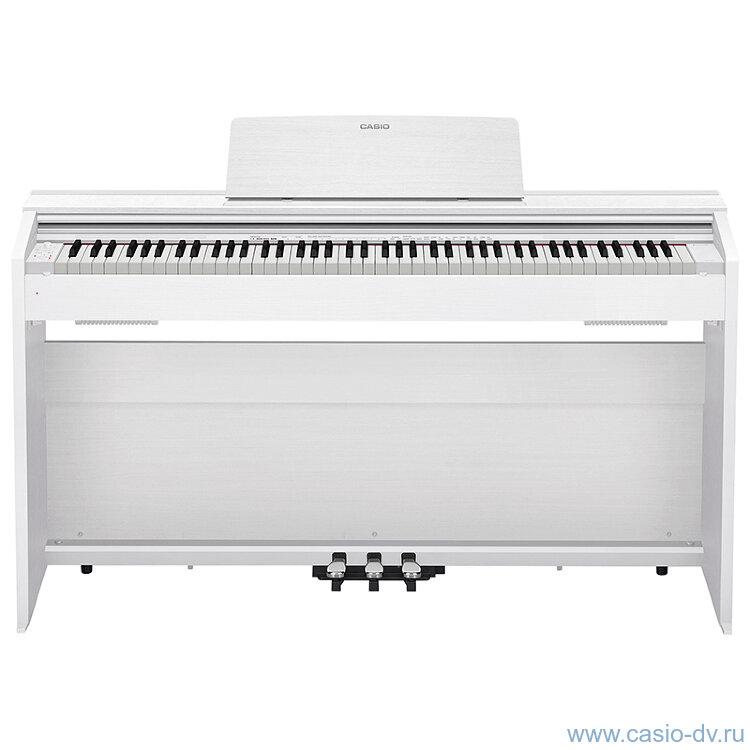Цифровое пианино CASIO PX-870WE