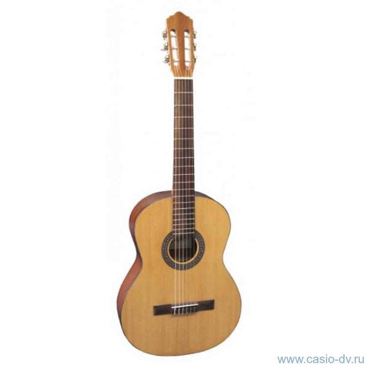 FLIGHT C-120 NA 4/4 Классическая гитара