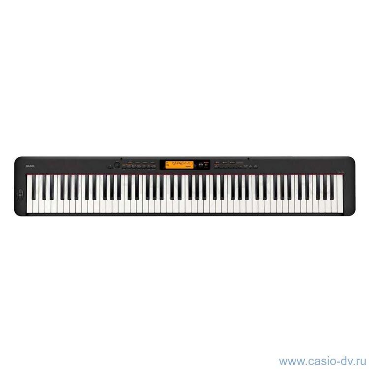 Цифровое пианино CASIO CDP-S350BK