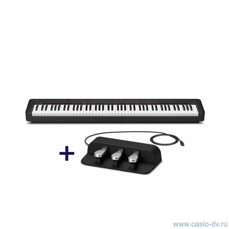 Цифровое пианино Casio CDP-S150BK