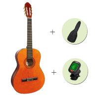 Классическая гитара Veston C-45 + чехол + тюнер