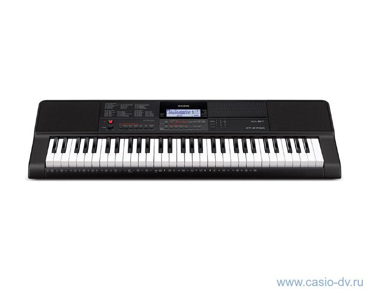 Синтезатор Casio CTX700