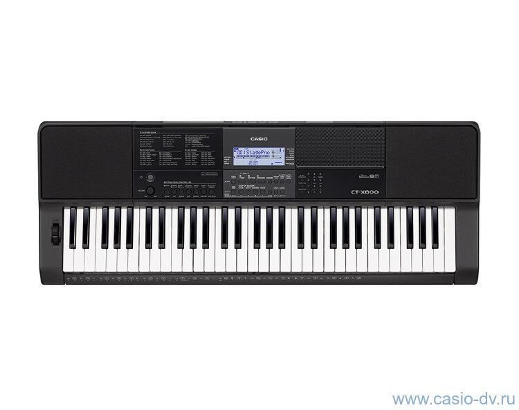 Синтезатор Casio CTX800