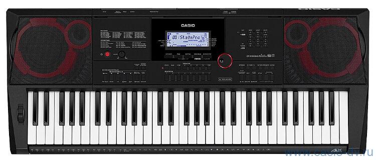 Синтезатор Casio CTX3000