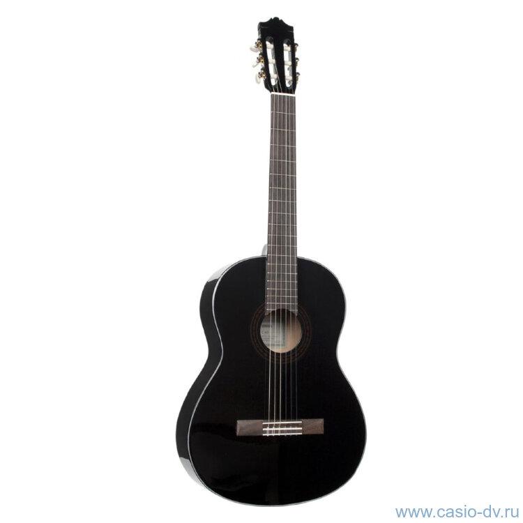 YAMAHA C-40 BLACK Классическая гитара