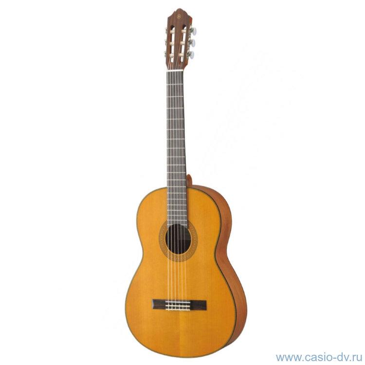 YAMAHA CG122MC классическая гитара