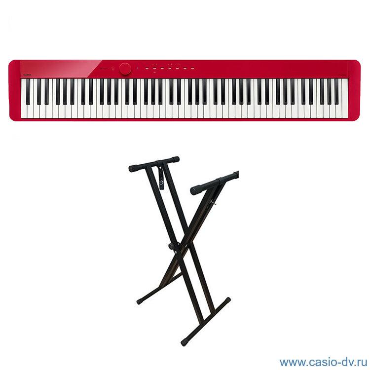 Цифровое пианино CASIO PX-S1000 + стойка