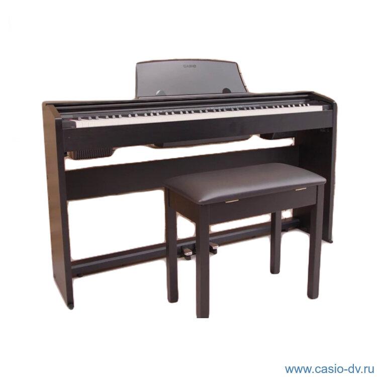 Цифровое пианино CASIO PX-770 + банкетка