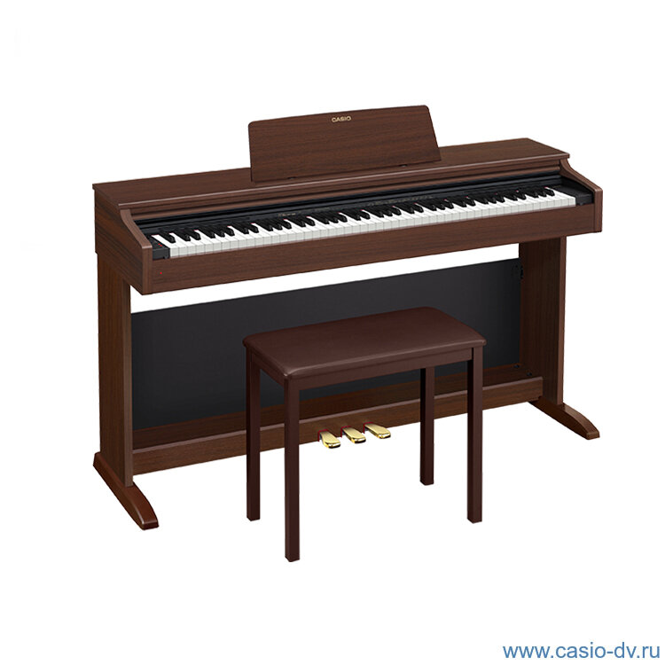Цифровое пианино Casio AP-270 + банкетка