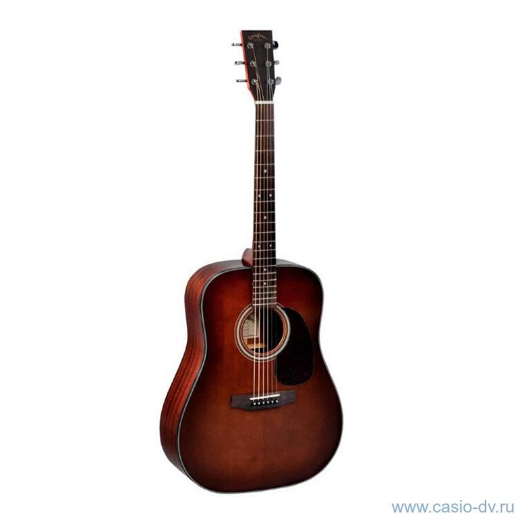 Sigma DM-1ST-BR Акустическая гитара