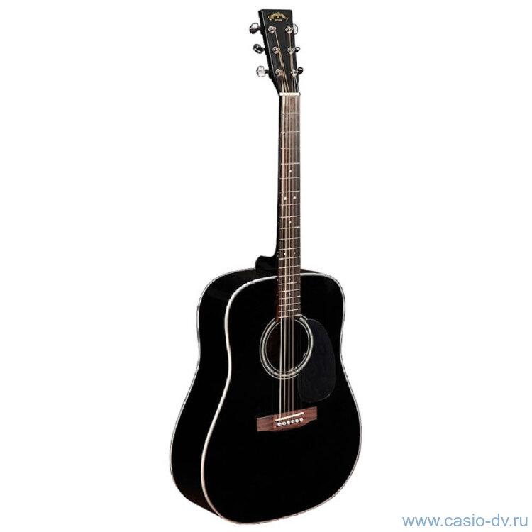 Sigma DM-1ST-BK Акустическая гитара