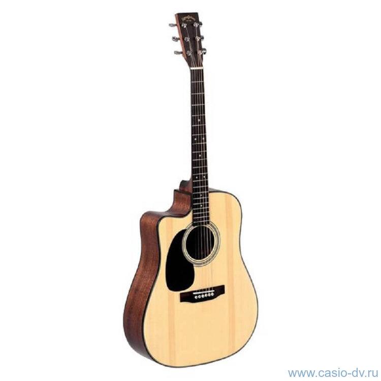Sigma DMC-1STEL Электроакустическая гитара